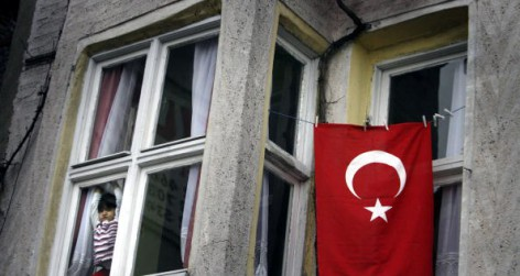 Turkish flag (Photo by Uriel Sinai/Getty Images)