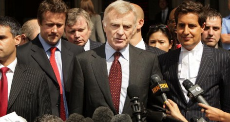 Max Mosley Wins Damages Against The News of The World