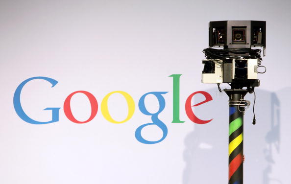 Camera of a German Google Street View car (Photo by Sean Gallup/Getty Images)