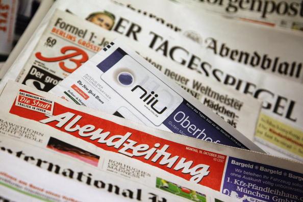 German 'Niiu' Is Europe's First Personalised Paper