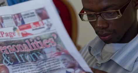 Africa newspaper