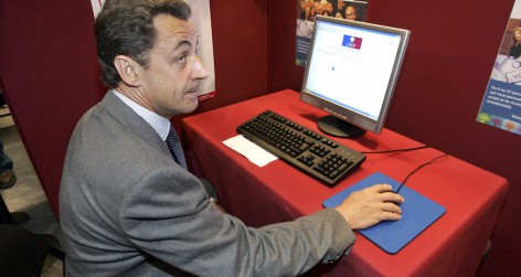 To match feature FRANCE-ELECTION / INTERNET
