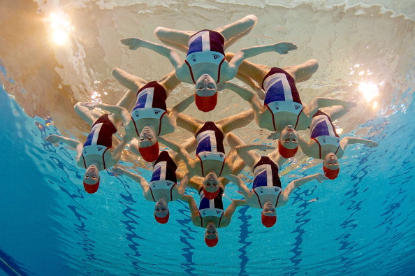 Announcement Of The Synchronised Swimming Athletes Named in Team GB for the London 2012 Olympic Games
