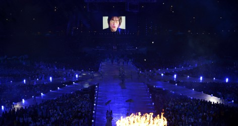 John Lennon Olympics