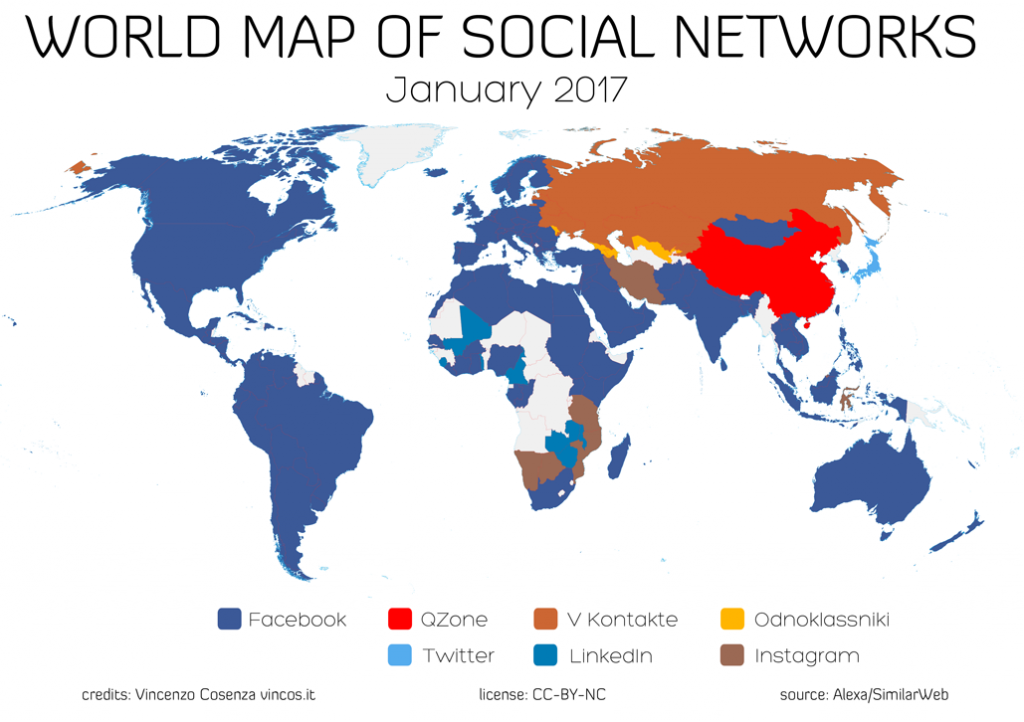 Facebook The Empire On Which The Sun Never Sets Free Speech Debate - The us empire map 2017