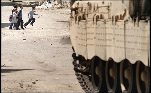 Gaza reporting