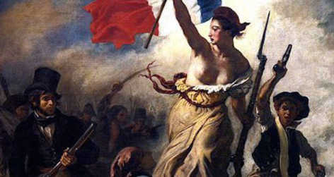 Liberty Leading the People. France embraces memory laws like no other country. The organisation Liberté Pour l'Histoire believes that 'liberty for history is liberty for all'. (Photo by Eugène Delacroix under a Creative Commons Licence)