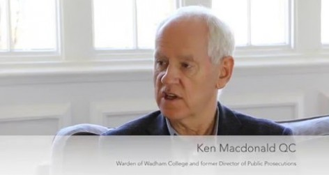 Ken MacDonald on free speech and counter-terrorism measures thumbnail