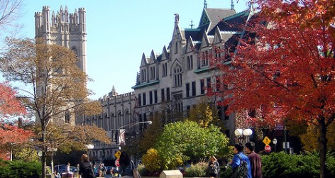 The University of Chicago. (Image in the public domain.)