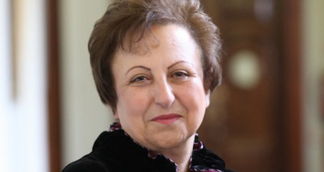 Shirin Ebadi on the fight for free speech and human rights in Iran