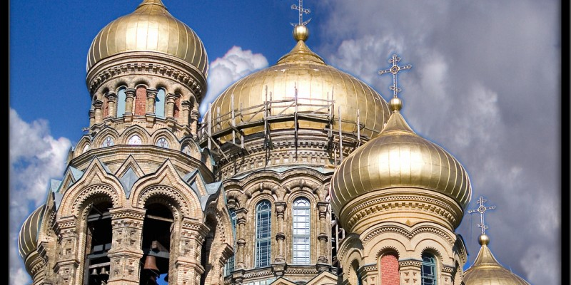 Russian Orthodox Church (Photo by Maurice under Creative Commons Attribution 2.0 Generic Licence)