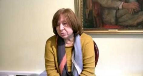 Svetlana Alexievich thumbnail