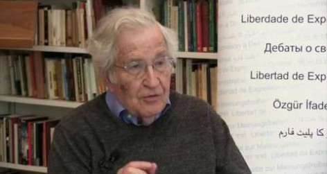 Chomsky on Edward Snowden and the NSA thumbnail