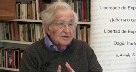 Chomsky on internet echo chambers thumbnail