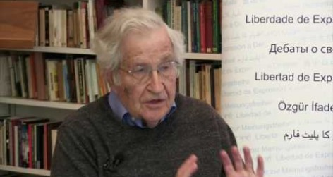 Chomsky on 'no platforming' and censorship in universities thumbnail