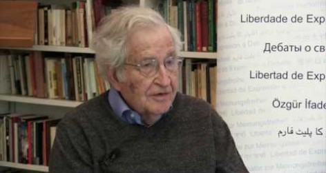 Chomsky on the lack of diversity in the American media thumbnail