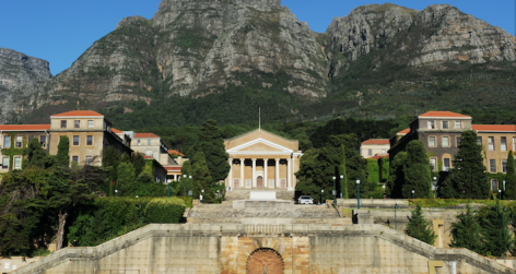 The University of Capetown. Photo in the public domain.