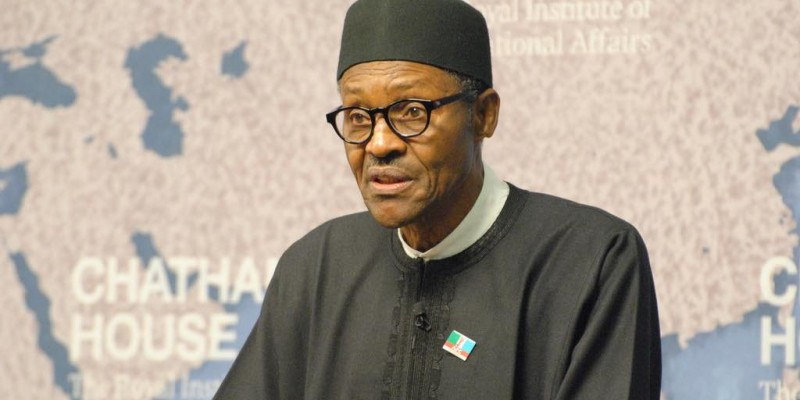 President Muhammadu Buhari (Photo by Chatham House under a Creative Commons Attribution Share-Alike licence) Image link: http://bit.ly/2gcSHFW