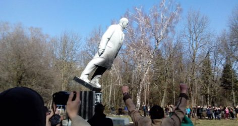 'Lenin-fall': free speech and the politics of memory in Ukraine